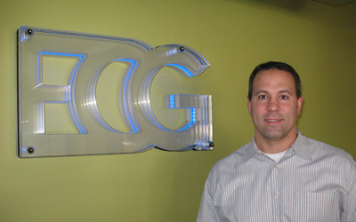 James Scavuzzo, Vice-President of ECG